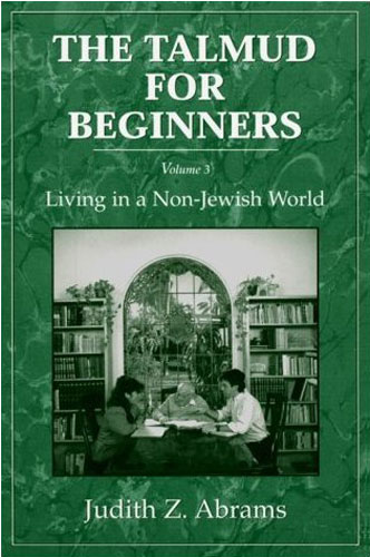 The Talmud for Beginners Vol. 3