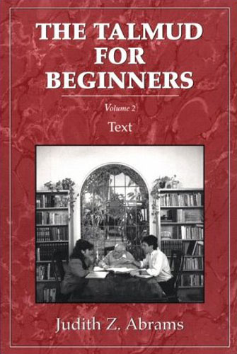 The Talmud for Beginners Vol. 2
